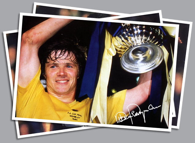 welcome to Steve Perryman.com, the official website of the former Spurs captain